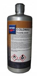 Cartec - Gold Wax - twardy wosk