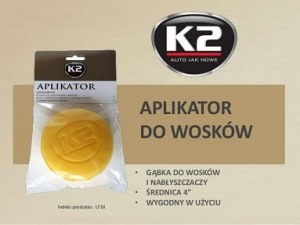 K2 - Aplikator do wosków
